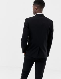 Only & Sons smal suit jakke-Sort