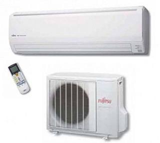 Luftkonditionering Fujitsu ASY-50 Split 1x1 A/A 4472 fg/h Kall + varm