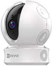EZVIZ ez360 - Nätverksövervakningskamera - panorering / lutning - färg - 2 MP - 1920 x 1080 - 1080p - M12-montering - fast lins - ljud - trådlös - Wi