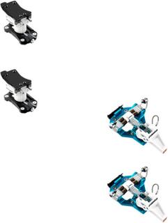 Dynafit TLT Speed Turn 2.0 Randonnebindning Blue/Black