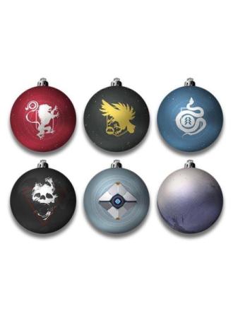 - Destiny 2 Bauble / Christmas Tree Ornament Pack - Muut