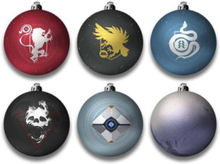 - Destiny 2 Bauble / Christmas Tree Ornament Pack - Andre