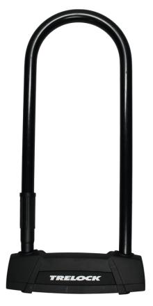 Trelock BS 650 Pyörälukko , musta 230mm 2019 Polkupyörän lukot