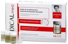Radical Men Med Anti Hair Loss Treatment 15 x 5 ml