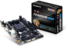 Moderkort Gigabyte GA-F2A68HM-DS2 mATX FM2+