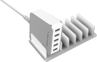Andersson USB charger with stand 5xUSB