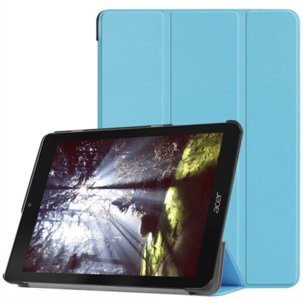 Trifold Suojakotelo Acer Chromebook Tab 10, Sininen