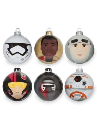 - The Force Awakens Bauble / Christmas Tree Ornament Pack - Muut