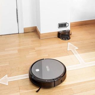 Robotdammsugare med mopp och vattenbehållare Cecoclean Excellence 5042 0,3 L 64 db 25W Grå Svart