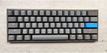 One 2 Mini Skyline - Cherry MX Silent Red - Gaming Tastatur - Uden Numpad - Nordisk - Grå