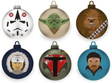 - The Empire Strikes Back Bauble / Christmas Tree Ornament Pack - Misc