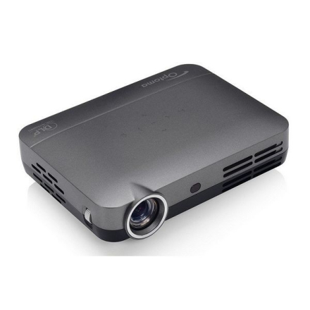 Projektor Optoma E1P2V003E021 LED 3D 500 lm Grey