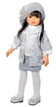 Dukke fra Así - Kaori (40 cm) - BabyGear.dk