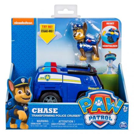 Paw Patrol basic vehicle - Chase transforming police cruiser
