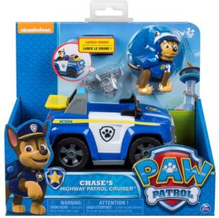 Paw Patrol basic vehicle - Chase's patrol cruiser
