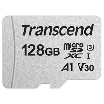 Transcend 300S MicroSDXC Hukommelseskort TS128GUSD300S - 128GB
