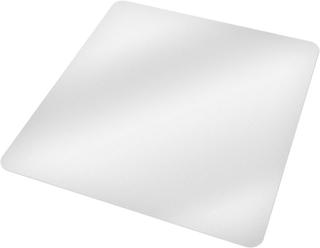 tectake Golvskyddsmatta för kontorsstolar 120 x 130 cm
