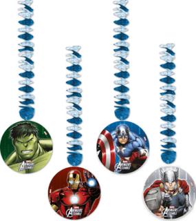 Hängande dekorationer Avengers One-size