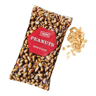 Trope Paahdettu & Suolattu maapähkinä Luomu 525 g