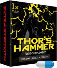 Thor's Hammer 1 kap-stark erektion