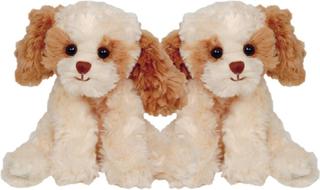 Hund mjukisdjur Buddylina, 25 cm, Bukowski