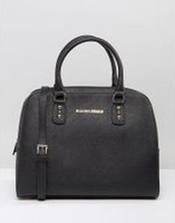 Silvian Heach - Perforerad handväska - Svart