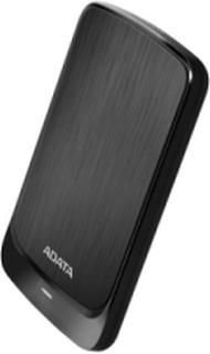 ADATA HV320 - Ekstern Harddisk - 1 TB - Sort