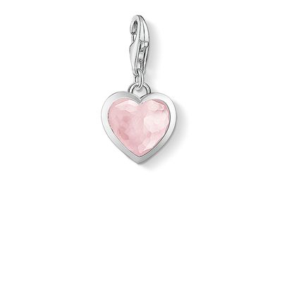 Rosenkvarts hjärta