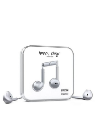 Happy Plugs Earbud Plus Space