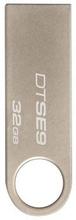 Kingston Data Traveler SE9H/32GB USB Stik - 32GB