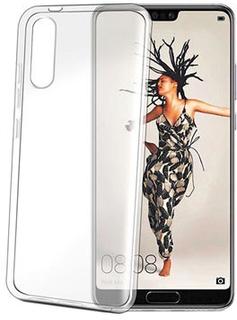 Celly Gelskin Huawei P20 TPU Cover - Gennemsigtig
