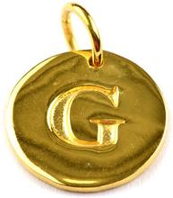 Beloved Letter Gold G, ONESIZE