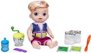 Baby AliveSweet Spoonfuls Blond Pojke Docka