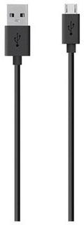 Belkin USB 2.0 / MicroUSB Kabel - Sort