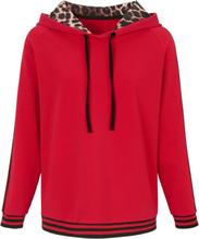 Sweatshirt från MYBC röd