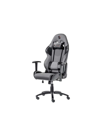 Gear SR300F Krzes?o gamingowe - Tkanina - Do 120 kg