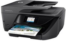 HP Officejet Pro 6970 All-in-One - multifunktionsprinter - farve