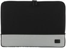 """DELTACO kannettavan tietokoneen suojakotelo, 14"""", polyesteriä, musta"""