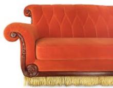 Friends Official Central Perk Life Replica Sofa