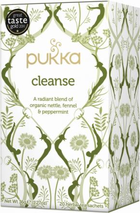 PUKKA - Cleanse Tea