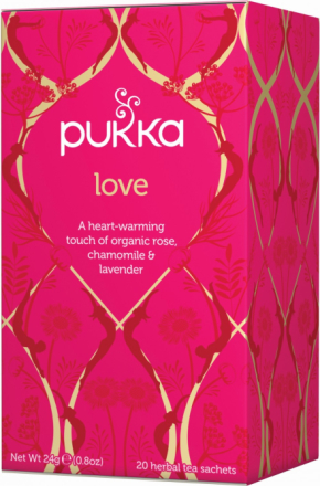 PUKKA - Love Tea