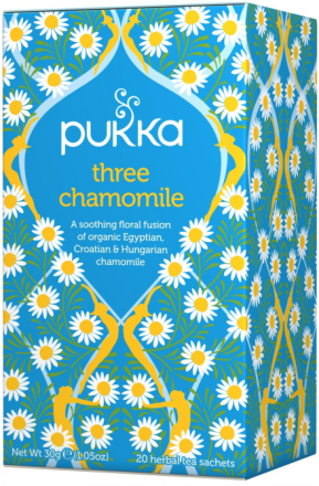 PUKKA - Three Chamomile Tea