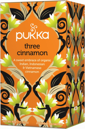PUKKA - Three Cinnamon Tea
