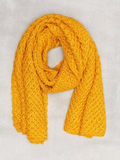 Only onlTHONA Knit Scarf Acc Halsdukar & Scarves Orange