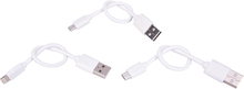 Mini short 22cm 8pin usb lightning charger cable for iphone 5s 5