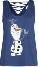 Frozen - Olaf's Little Friend -Topp - blå
