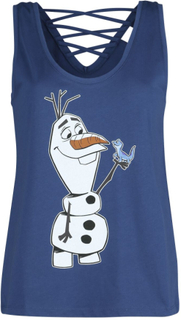 Frozen - Olaf's Little Friend -Topp - blå