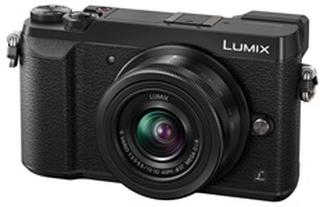 Panasonic Lumix G DMC-GX80K - digitalkamera 12-32 mm objektiv