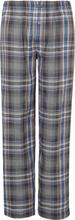 Lång pyjamasbyxa i vävd kvalitet från Jockey grå