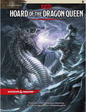 EurekaShop D&D RPG - Book - Tyranny of Dragons Hoard of the Dragon Queen